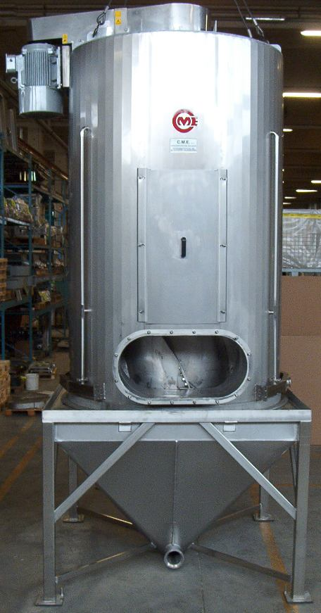 diraspatrice verticale VB900